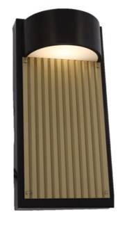 Las Cruces 9 Light Wall Sconce in Bronze