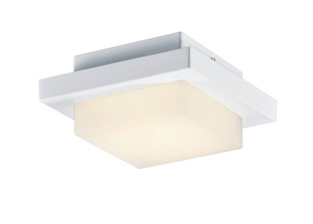 Hondo Wall/Ceiling Mount in White
