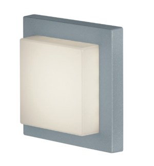 Hondo Wall/Ceiling Mount in Light Gray