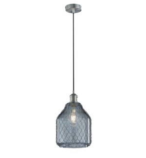 Margit Pendant in Satin Nickel