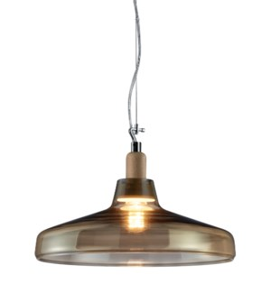 Dover Pendant in Transparent