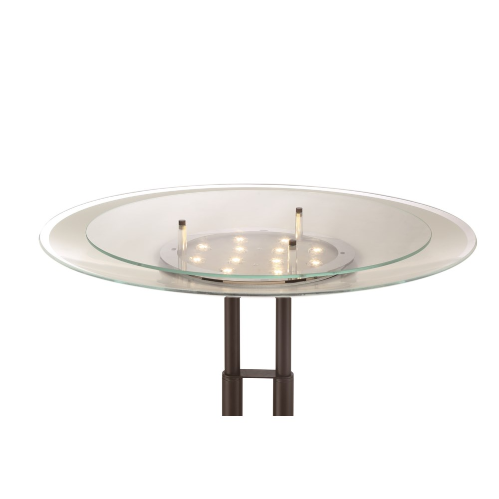 Dubai Floor Lamp in Bronze