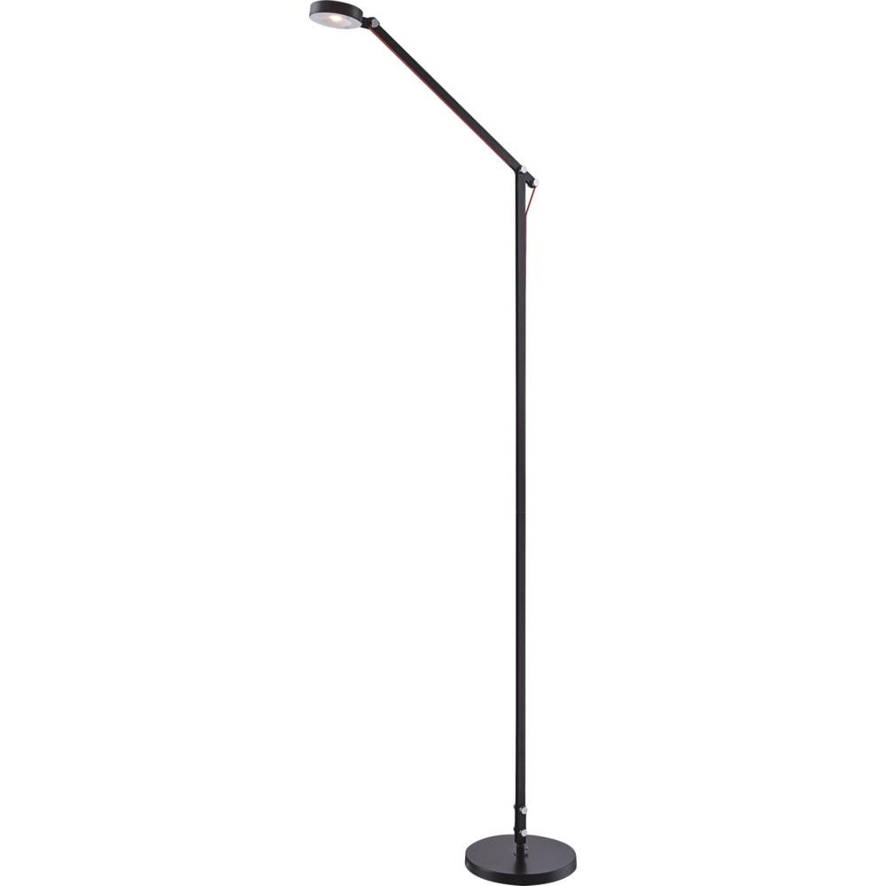Amsterdam Floor Lamp in Black