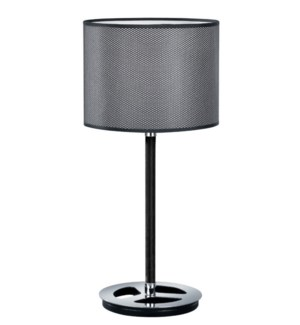 Stratos Table Lamp in Chrome
