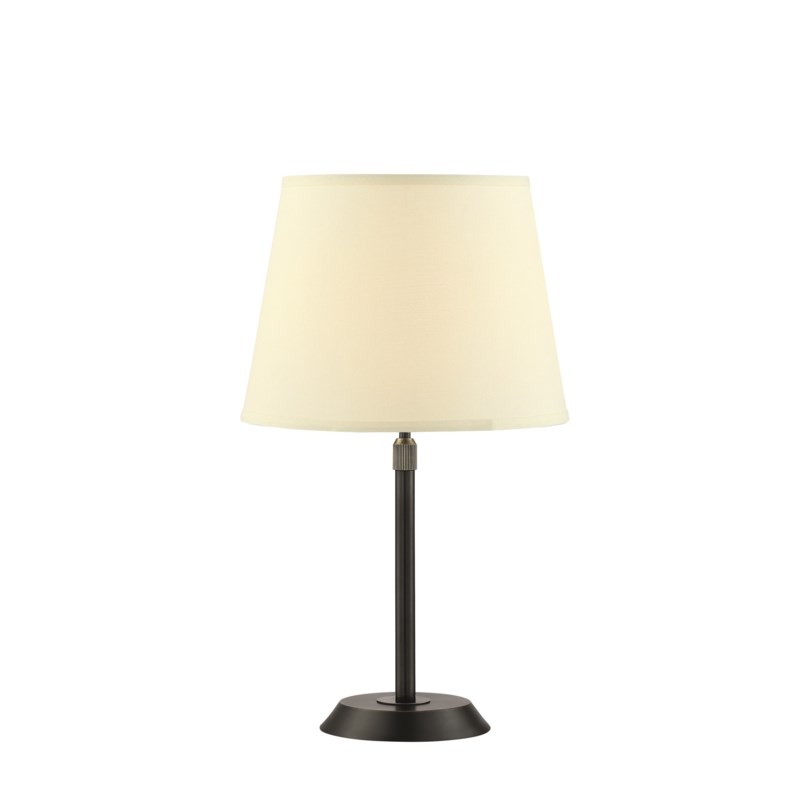 Attendorn Table Lamp with 2 Shades in Bronze