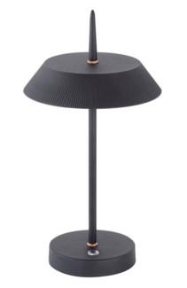 Santa Monica Desk Lamp in Black Matte