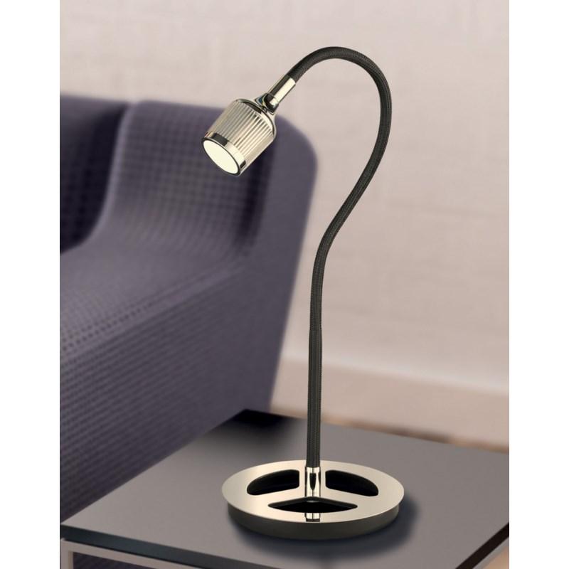Mamba Desk Lamp in Black