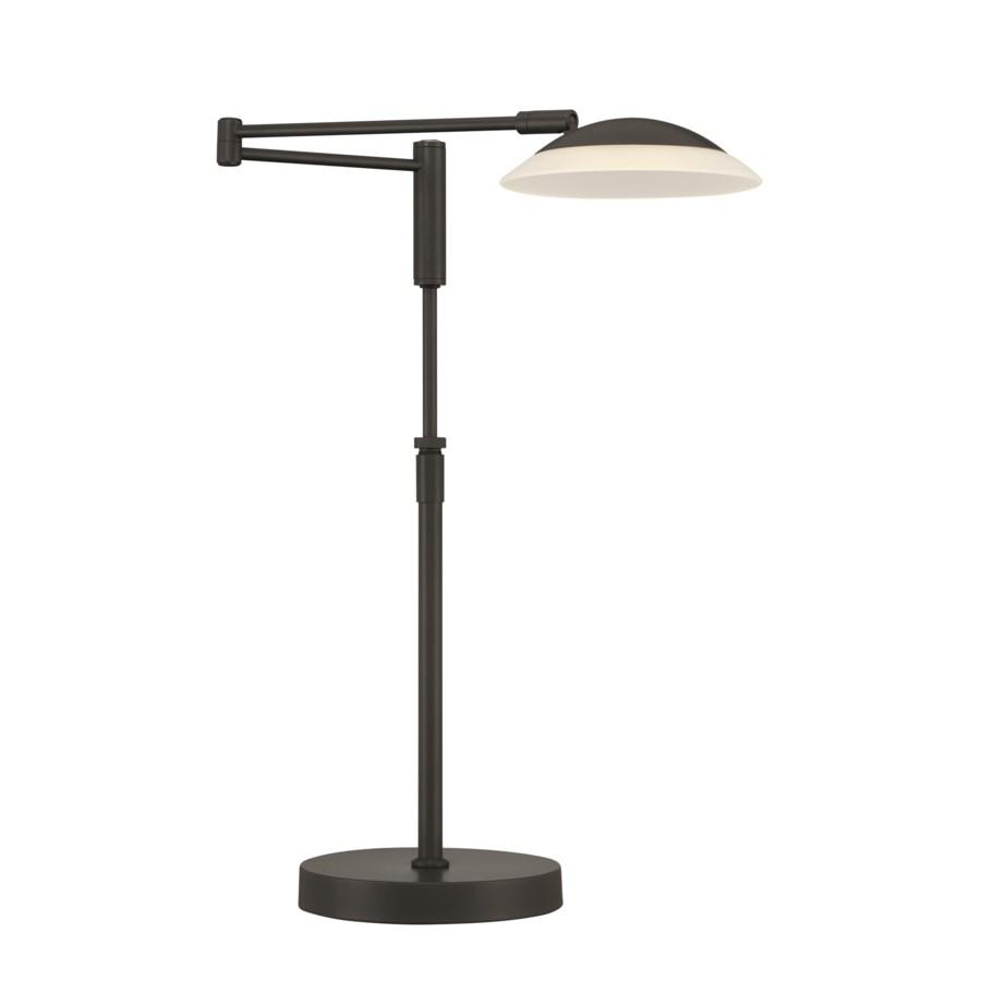 Meran Turbo Table Lamp in Museum Black