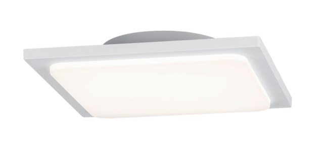 Trave Ceiling Mount in White