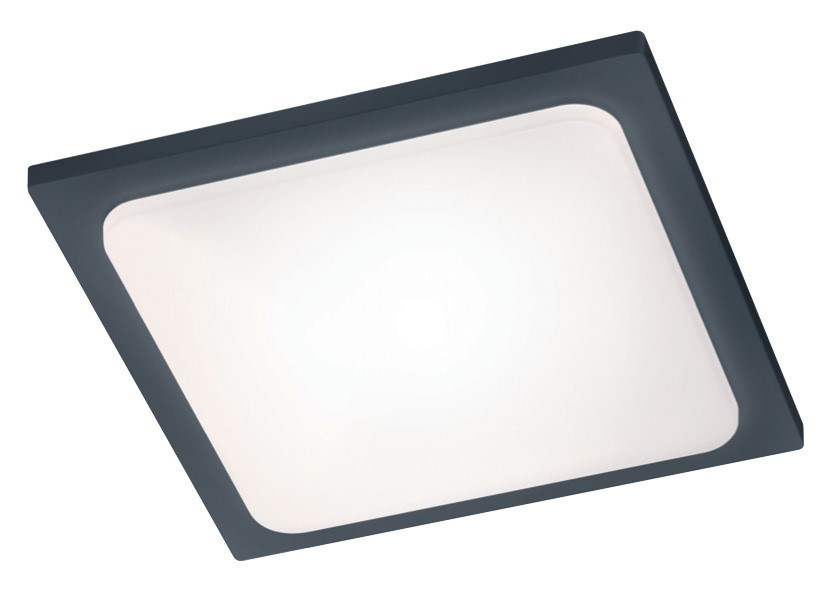 Trave Ceiling Mount in Charcoal