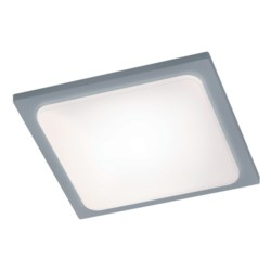 Trave Ceiling Mount in Light Gray
