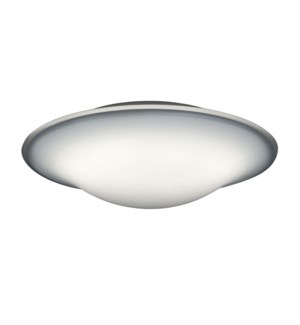"Milano 14"" Ceiling Mount in White Matte"