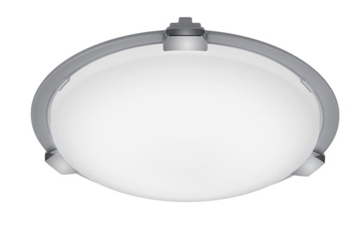 Yokohama Ceiling Mount in White