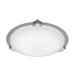 "Yokohama 16"" Ceiling Mount in White"