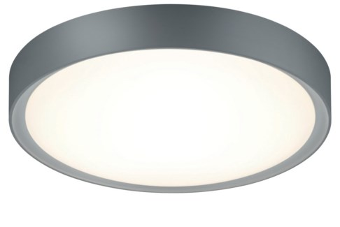 Clarimo Ceiling Mount in Light Gray