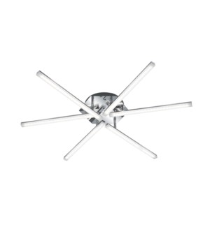 Sandro Ceiling Mount in Chrome