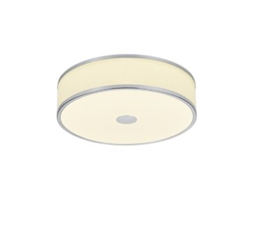 Agento Ceiling Mount in Satin Nickel
