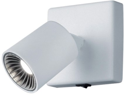Cayman Wall Mount in White