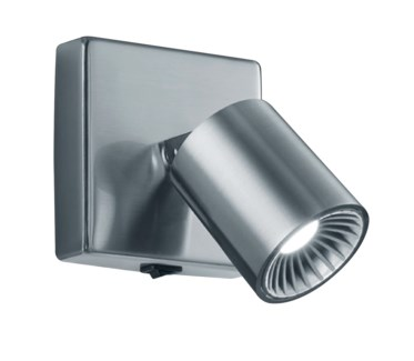 Cayman Wall Mount in Aluminum
