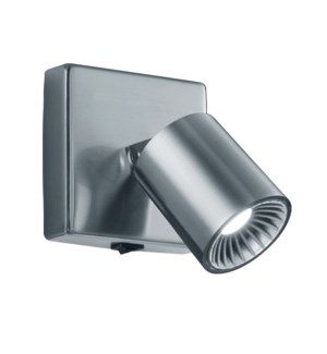 Cayman Wall Mount in Satin Nickel