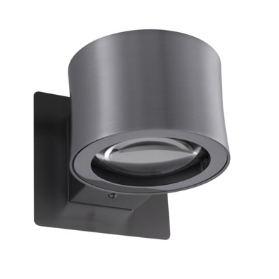 Impulse Wall Sconce in Satin Nickel/Chrome
