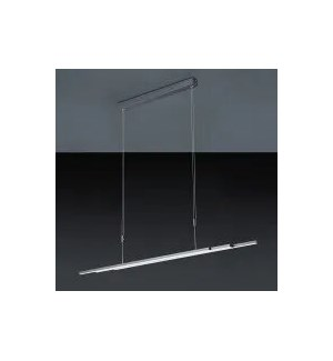 L-Light Line Extendable Pendant in Charcoal