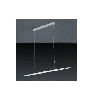 L-Light Line Extendable Pendant Satin Nickel