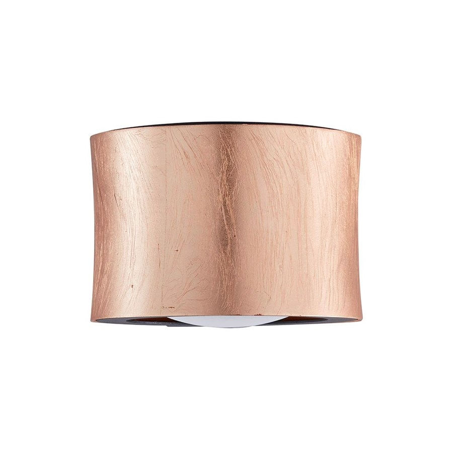 Impulse Wall Sconce in Rose Gold