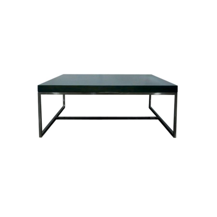 Bronco Coffee Table - Black Frame Finish