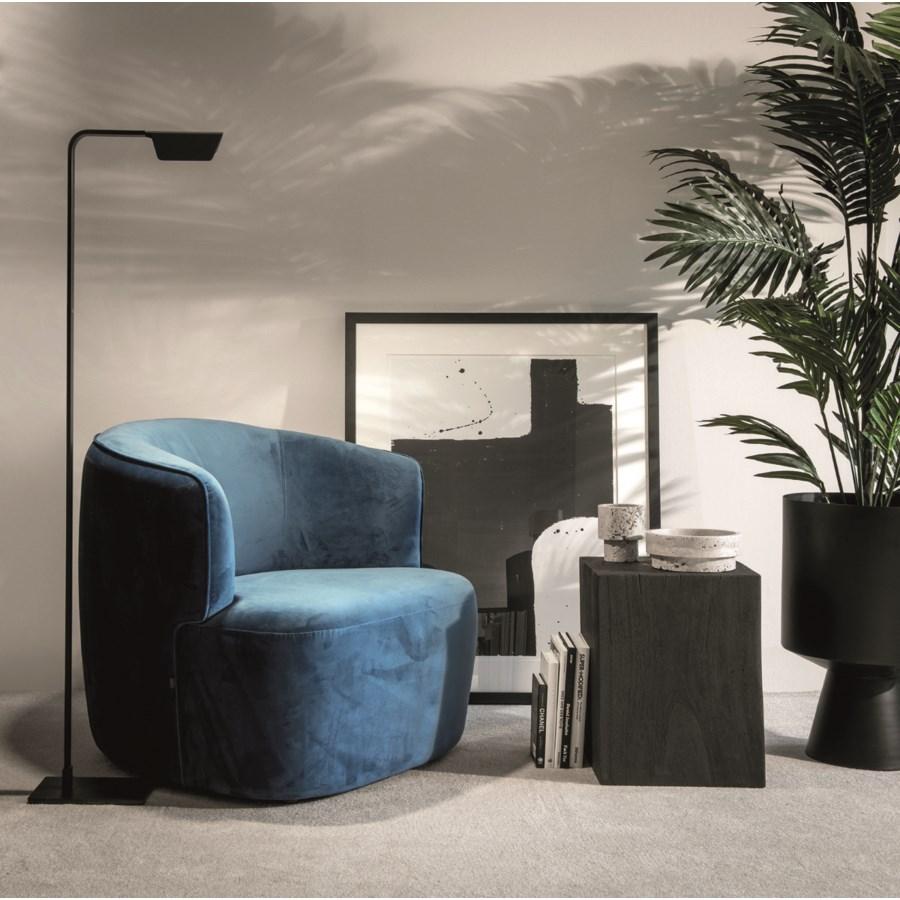 Hugo Lounge Chair - Sherpa