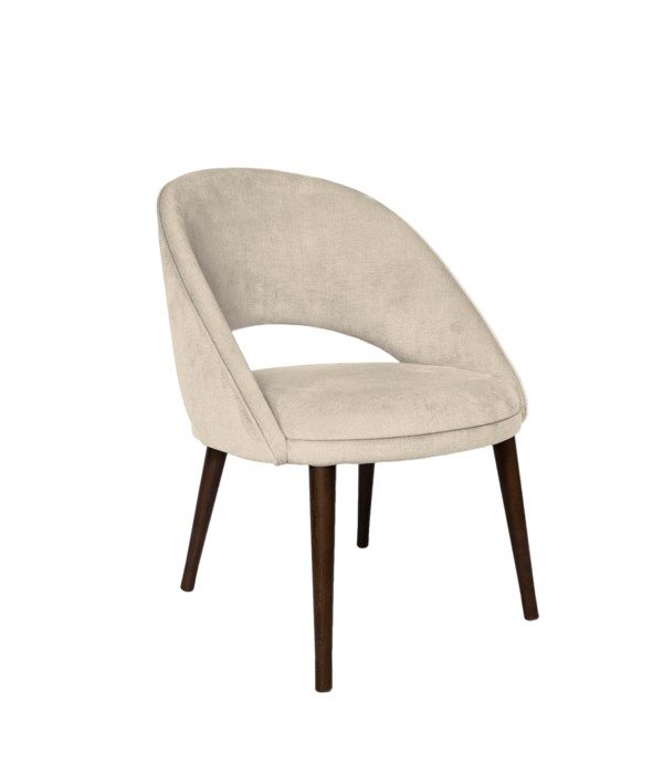 Bend Low - Dining Chair In Amstredam 22 fabric