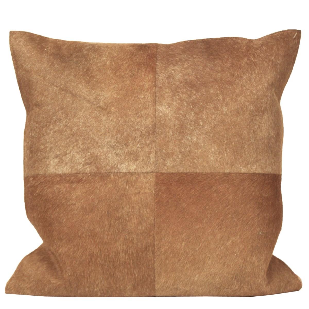 Cushion Cowhair Filled