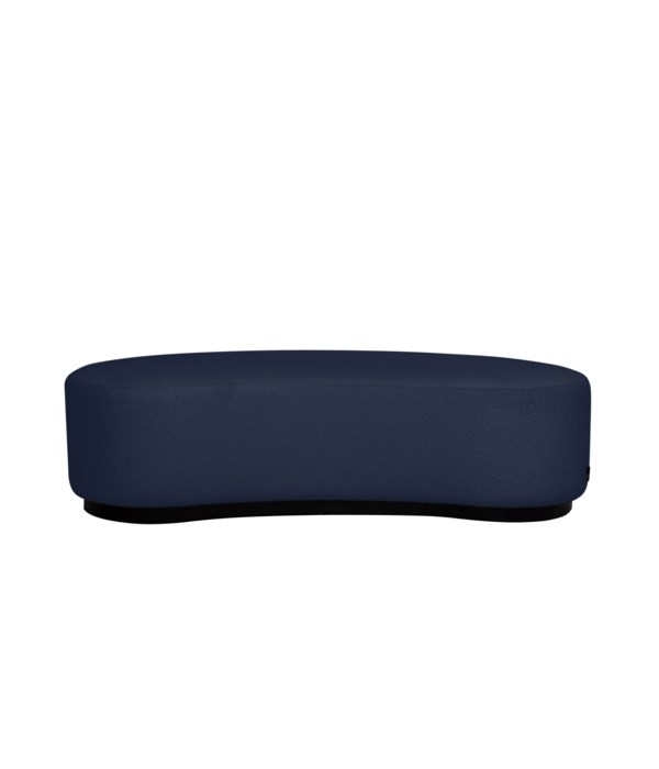 Curve Stool In Giant 03  Blue