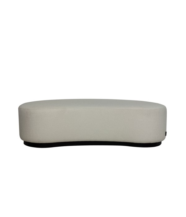 Curve Stool In Rate 116 Ochre