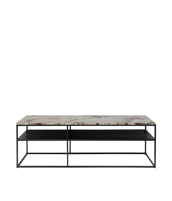 Geneva Console Table Alaska White