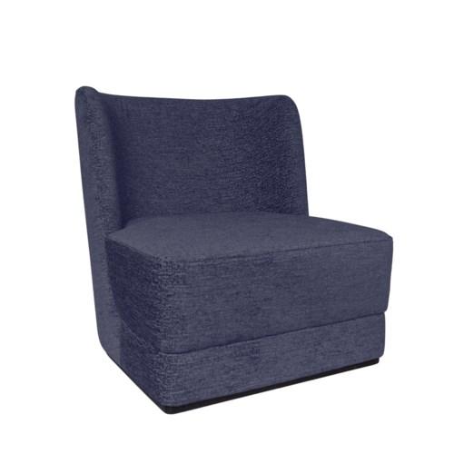 Hale Lounge Chair On Plattform - Supersensual