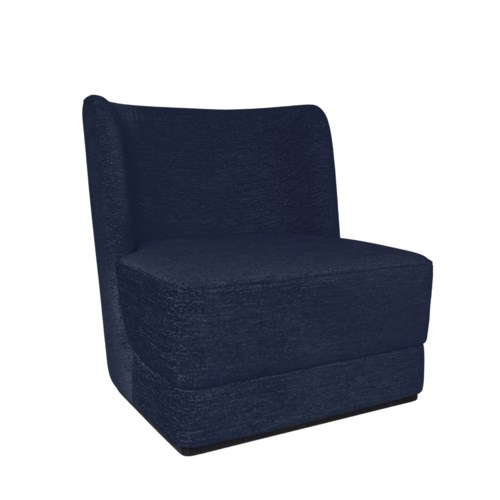 Hale Lounge Chair On Plattform - Giant
