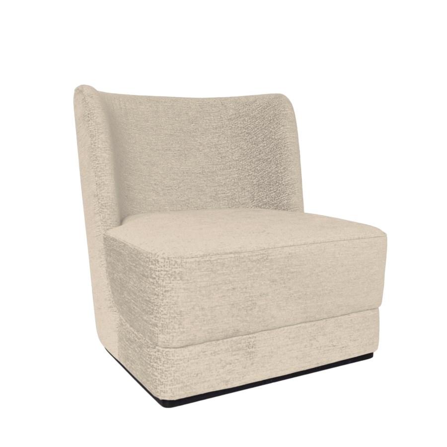 Hale Lounge Chair On Plattform - Milton