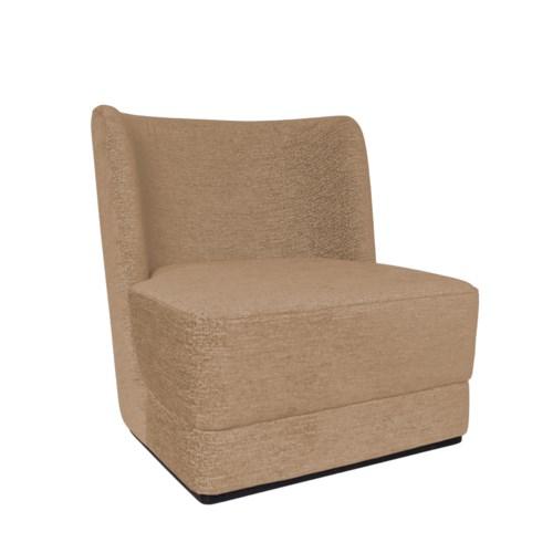Hale Lounge Chair On Plattform - Warlock