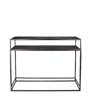 S/2 Console Tables, 2 Top Colors