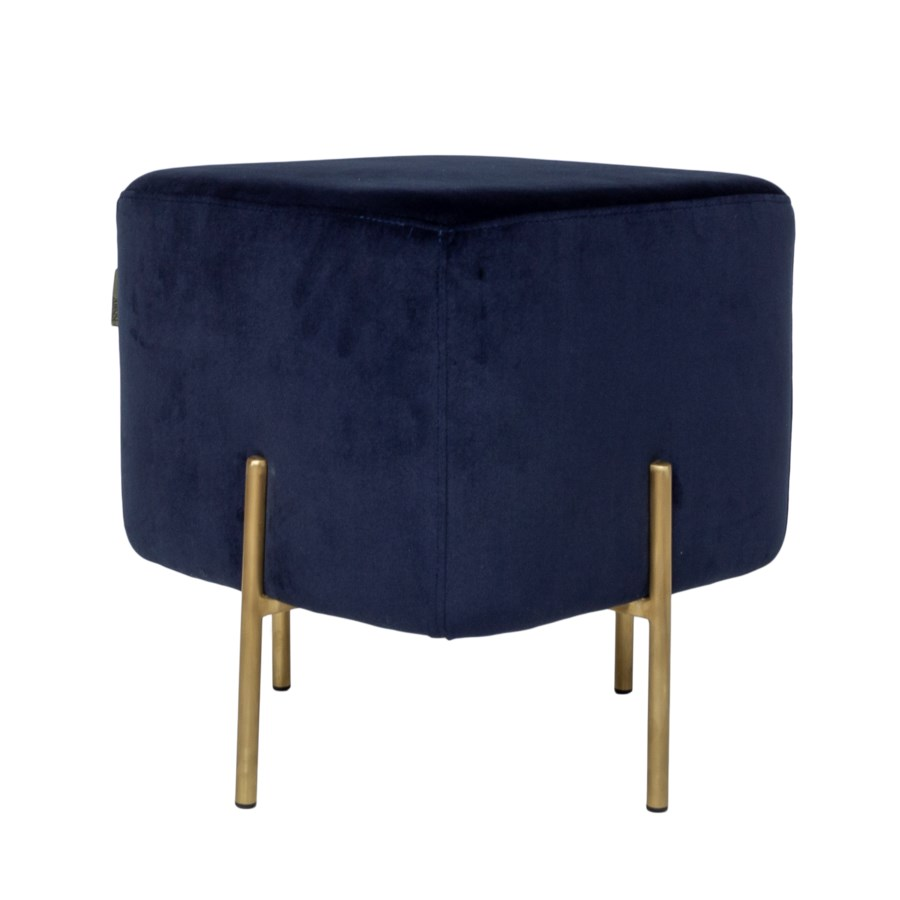 Elephant Square Stool - Velvio