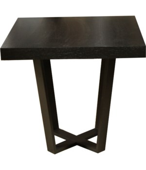 Cross Dining Table Square 80*80Cm