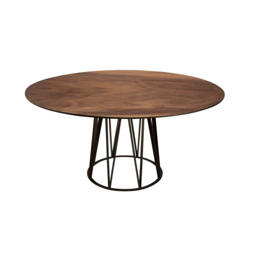 Wired Table Round