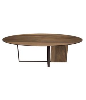 Savile Table Oval