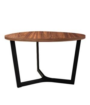 Java Dining Table Metal Legs
