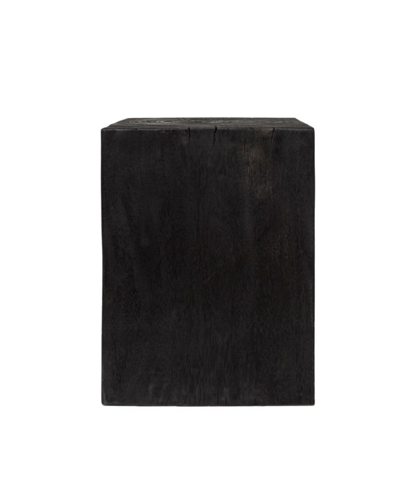 Side Table Wood Square