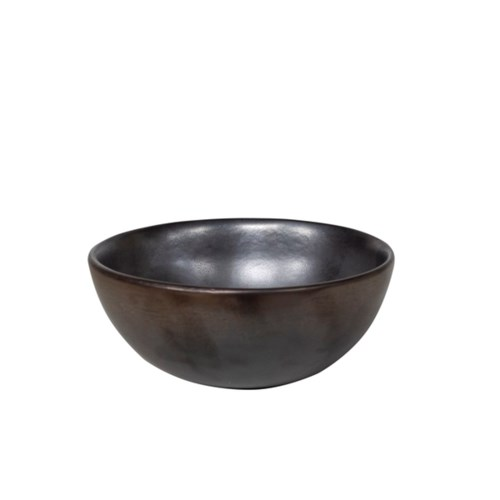 Cereal Bowl Metallic