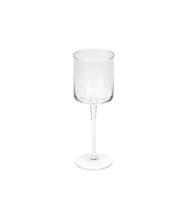 Glass Red Wine Cylinder