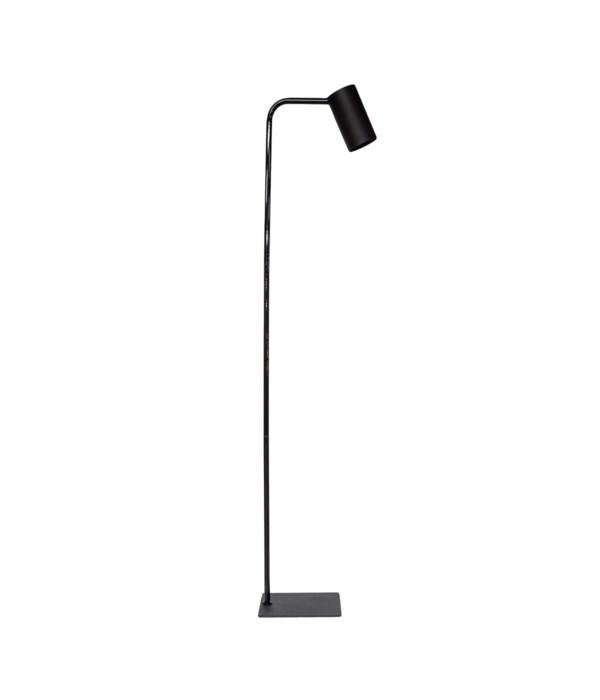 Us-Floorlamp Metal & Led Bulb