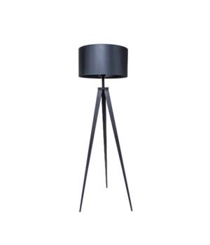 Floorlamp Iron Base & Led Bulb, Separate Shade*